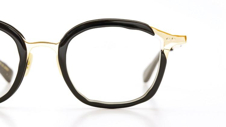 MASAHIROMARUYAMA MM-0011 col.01 BLACK/GOLD 14
