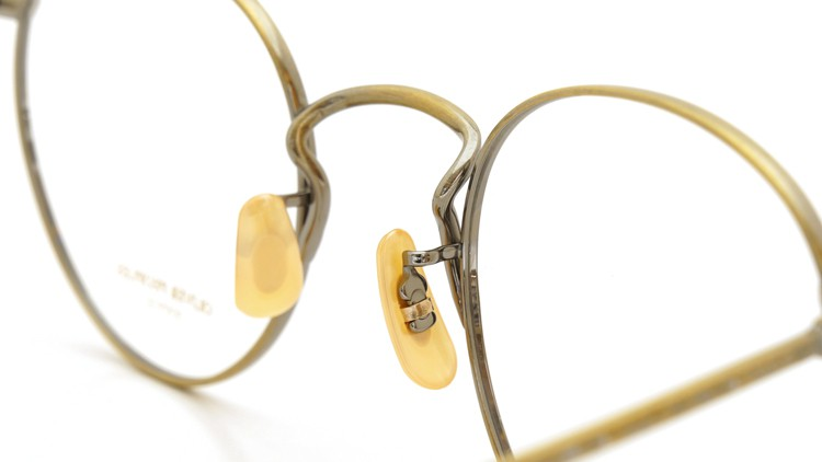 OLIVER PEOPLES Gallaway Antique-Gold 8