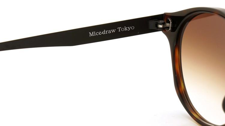 Micedraw Tokyo (マイスドロートーキョー) サングラス WS1002 A06 9