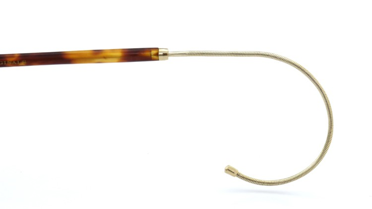 MOSCOT ORIGINALS (モスコット) 2014年新作 メガネ+クリップオンサングラス セット SPIEL 44size Tortoise-Gold with clipon Green-lense 9