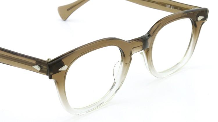 American Optical アメリカンオプチカル (AO)Vintage ヴィンテージ メガネ ダイヤ鋲 Brown Fade 46-24 6