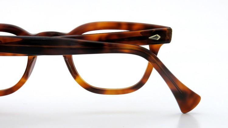 American Optical アメリカンオプチカル (AO)Vintage ヴィンテージ メガネ STADIUM ダイヤ鋲 4568 RF23 TORTOISE 44-24 14