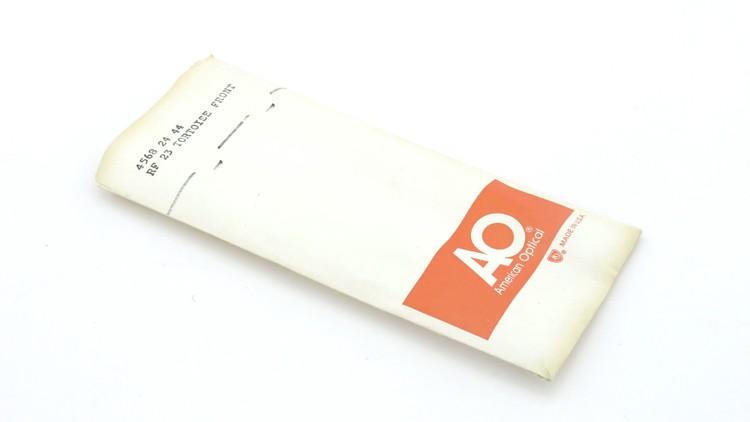 American Optical アメリカンオプチカル (AO)Vintage ヴィンテージ メガネ STADIUM ダイヤ鋲 4568 RF23 TORTOISE 44-24 13