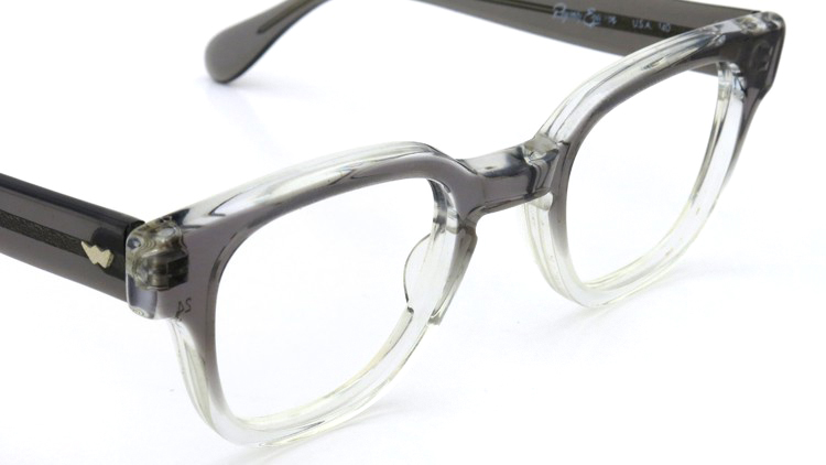 Regency Eyewear レジェンシーアイウェア メガネ BRYAN ブライアン 44-22 C-B-GREY 6