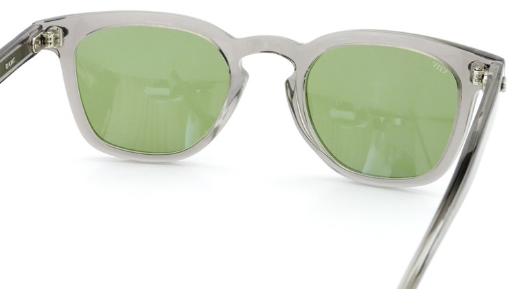 OAMC(オーバーオールマスタークロス)サングラス d-lux d-ルクス 49size GREY CRYSTAL/LT GREEN 7