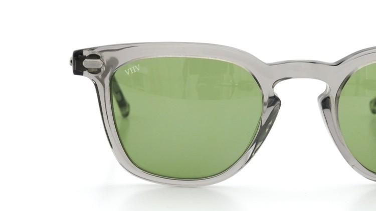 OAMC(オーバーオールマスタークロス)サングラス d-lux d-ルクス 49size GREY CRYSTAL/LT GREEN 14
