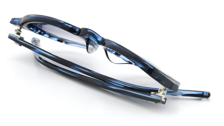 OAMC(オーバーオールマスタークロス)サングラス aero エアロ 48size BLUE SASA/BLUE 1/2 13