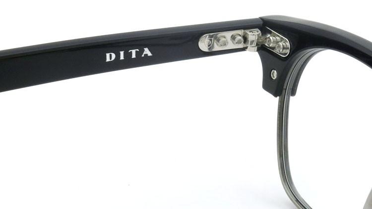 DITA (ディータ) Statesman Two ステイツマン・ツー DRX 2051 A-BLK-SLV-50 9