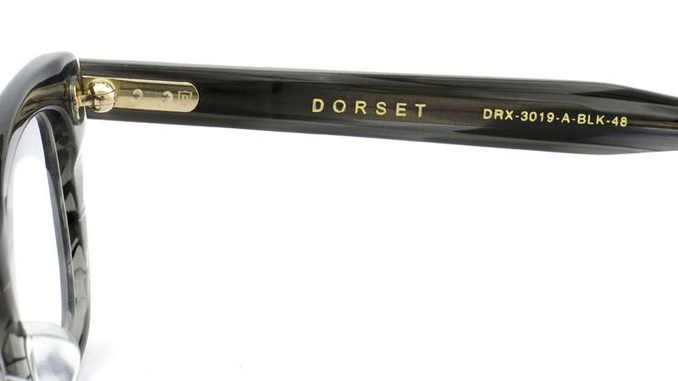 DITA (ディータ) メガネ DORSET ドーセット DRX-3019-A BLK 48size 10