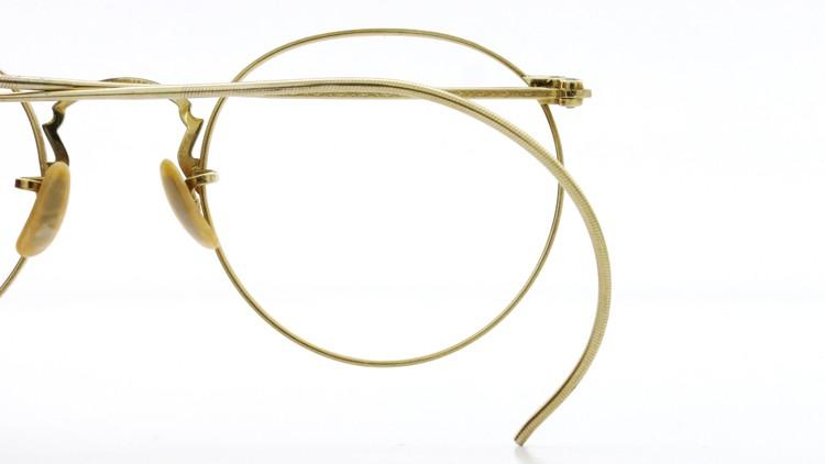 Bausch&Lomb B&L ボシュロム antique アンティーク メガネ 1930's HIBO 1/10 12kGF Gold 14