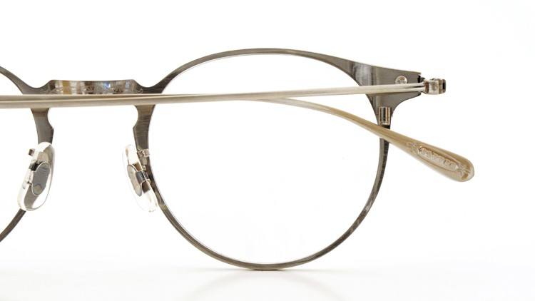 OLIVER PEOPLES オリバーピープルズ メガネ 2014年秋冬 SHAWFIELD 46size BKP 14