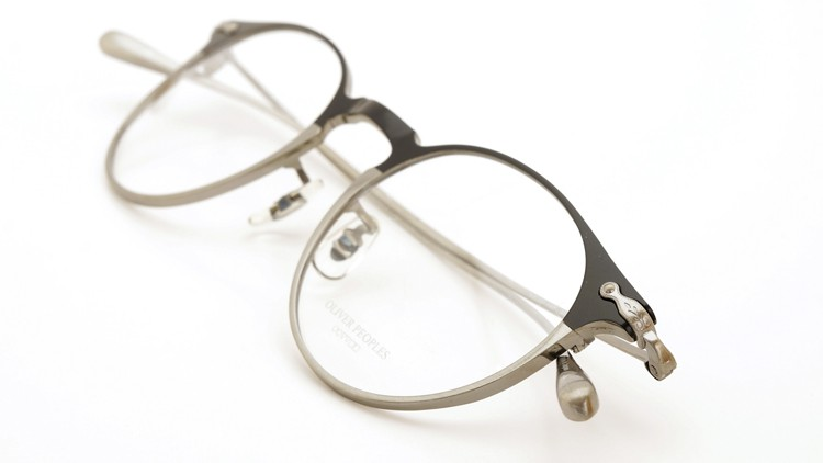 OLIVER PEOPLES オリバーピープルズ メガネ 2014年秋冬 SHAWFIELD 46size BKP 12