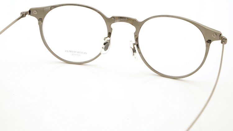 OLIVER PEOPLES オリバーピープルズ メガネ 2014年秋冬 SHAWFIELD 46size BKP 7