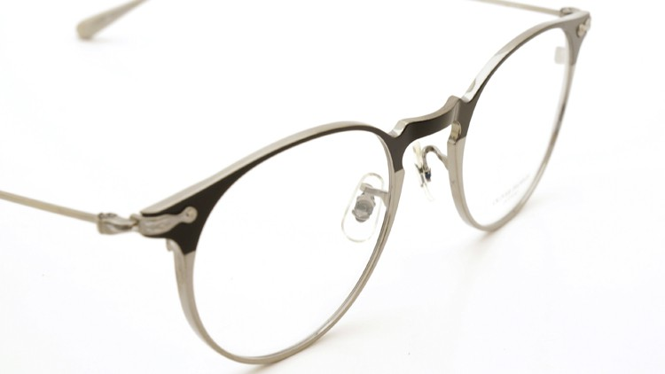 OLIVER PEOPLES オリバーピープルズ メガネ 2014年秋冬 SHAWFIELD 46size BKP 6