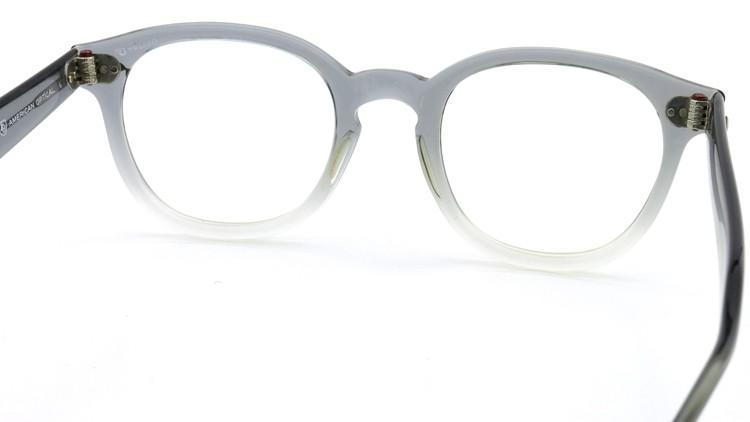 American Optical アメリカンオプチカル (AO)Vintage ヴィンテージ タ?イヤ鋲 ボストン Grey-Fade / Grey 46-20 7
