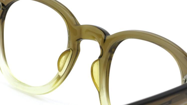 American Optical アメリカンオプティカル (AO)Vintage ヴィンテージ タ?イヤ鋲 ボストン Grey-Fade / Grey 46-20 8