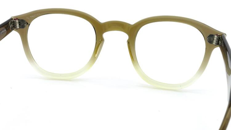 American Optical アメリカンオプティカル (AO)Vintage ヴィンテージ タ?イヤ鋲 ボストン Grey-Fade / Grey 46-20 7