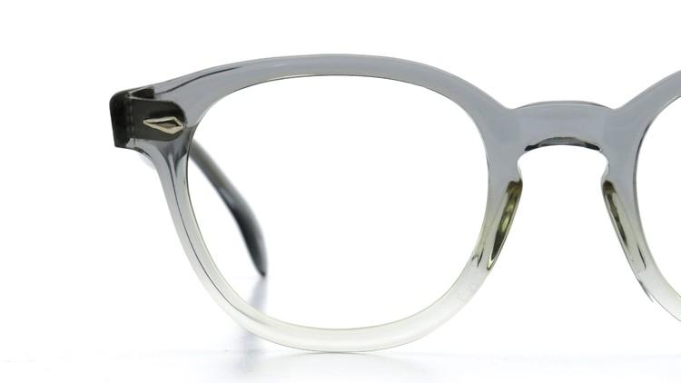American Optical アメリカンオプチカル (AO)Vintage ヴィンテージ タ?イヤ鋲 ボストン Grey-Fade / Grey 46-20 15