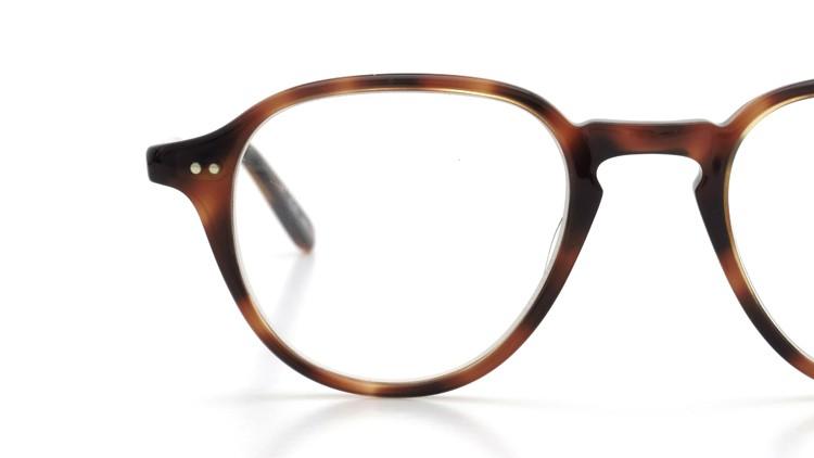 GLCO (ジーエルシーオー) 2014年秋冬 最新作メガネ DEWEY デューイ 46size Cognac Tortoise 14