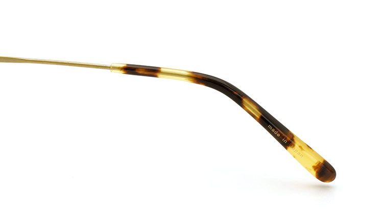 OLIVER PEOPLES(オリバーピープルズ)  2014年秋冬 最新作メガネ+クリップオンセット OP-10T AG 26