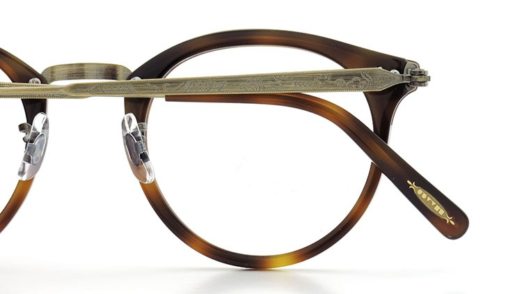 OLIVER PEOPLES(オリバーピープルズ)  メガネ Los Angeles Collection Reeves-P リーヴス DMAG 15