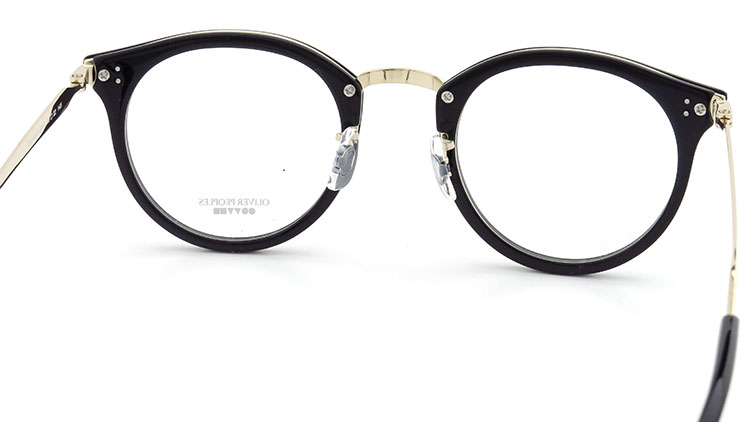 OLIVER PEOPLES(オリバーピープルズ)  メガネ Los Angeles Collection Reeves-P リーヴス BKG 7
