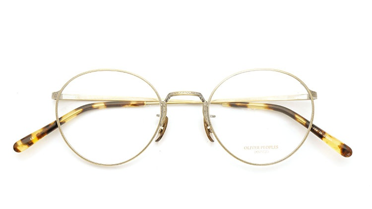 OLIVER PEOPLES(オリバーピープルズ)  2014年秋冬 最新作メガネ+クリップオンセット OP-10T AG 6