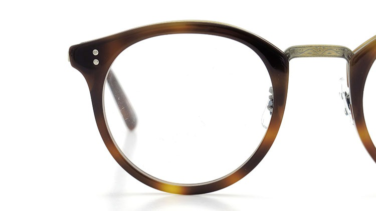 OLIVER PEOPLES(オリバーピープルズ)  メガネ Los Angeles Collection Reeves-P リーヴス DMAG 16
