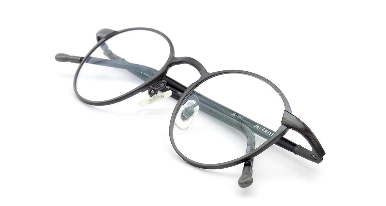 JAPONISM (ジャポニスム) メガネ JS-107 Col.04 ブラック 12