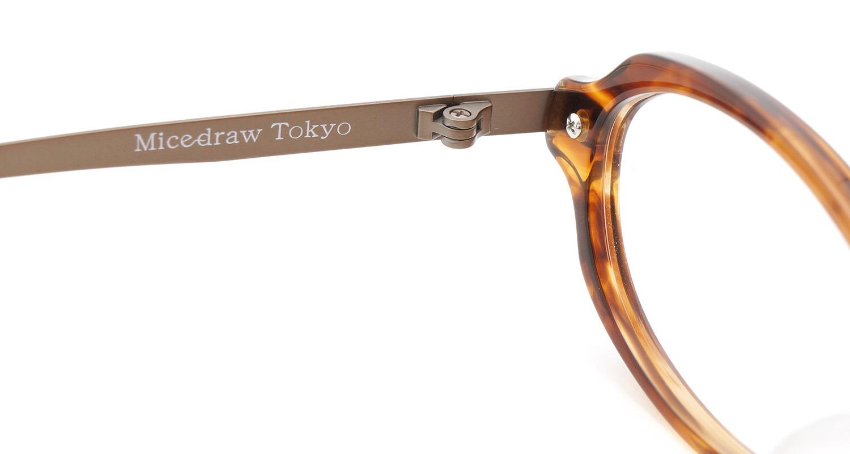 Micedraw Tokyo (マイスドロートーキョー) メガネ WE5502 L21 9