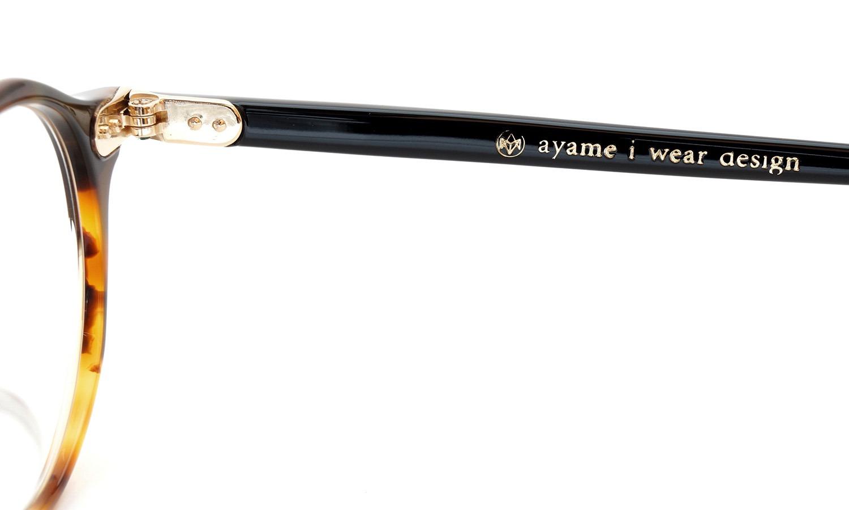 ayame (アヤメ)  メガネ SPIKE スパイク LTD 限定カラー 10