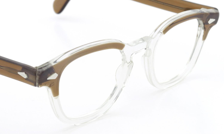 TART Optical タートオプティカル ヴィンテージ メガネ ARNEL アーネル BROWN SM-CLEAR 44-22 [no.3] 6