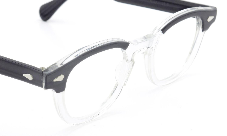 TART Optical vintage タートオプティカル ヴィンテージ メガネ ARNEL アーネル BLACKWOOD CB-CLEAR 44-22 [no.3] 6