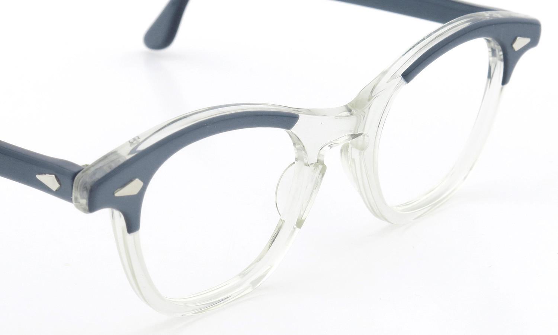 TART Optical タートオプティカル ヴィンテージ メガネ LEADING LIZ リーディング リズ BLUE C.B. 46-22 [no.1] 6