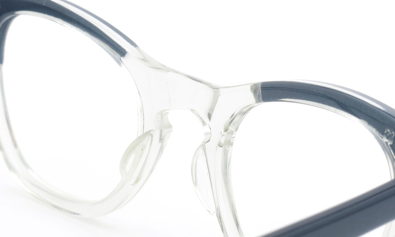 TART Optical タートオプティカル ヴィンテージ メガネ LEADING LIZ リーディング リズ BLUE C.B. 46-22 [no.1] 7