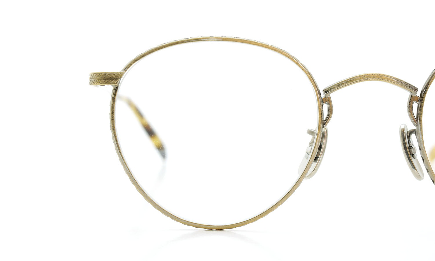 OLIVER PEOPLES (オリバーピープルズ) 2014年-2015秋冬 最新作メガネ OP-47T AG 17