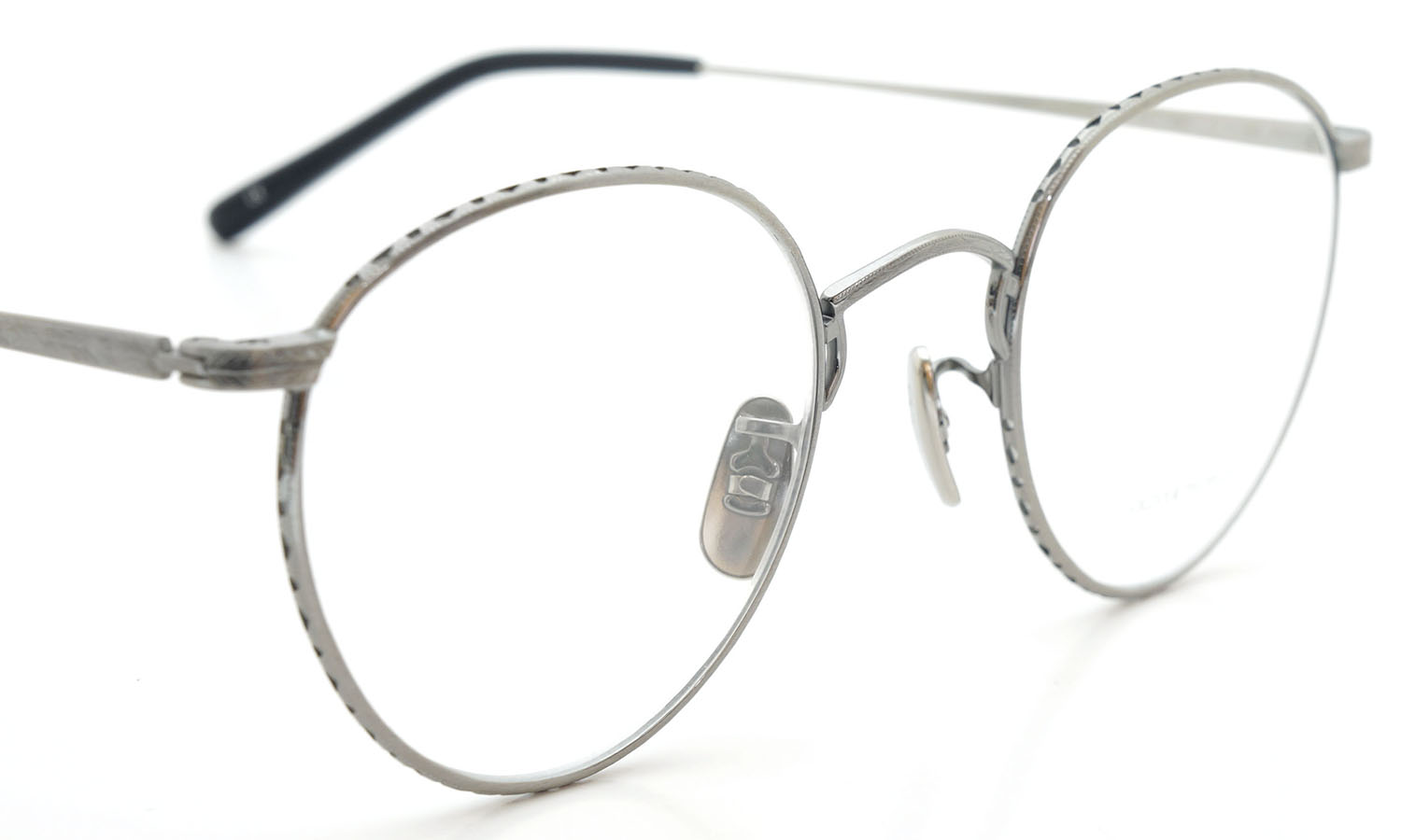 OLIVER PEOPLES (オリバーピープルズ) 2014年-2015秋冬 最新作メガネ OP-47T P ピューター  4