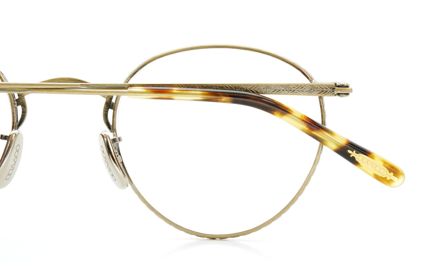 OLIVER PEOPLES (オリバーピープルズ) 2014年-2015秋冬 最新作メガネ OP-47T AG 16