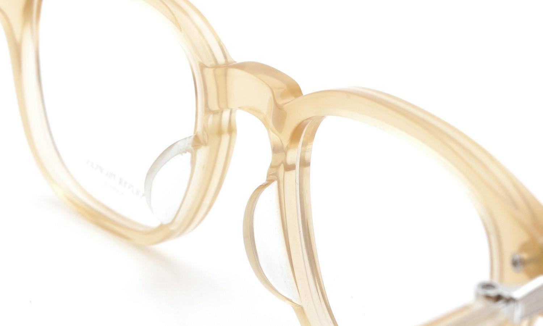 OLIVER PEOPLES (オリバーピープルズ) メガネ 25周年モデル XXV-RX SLB 8