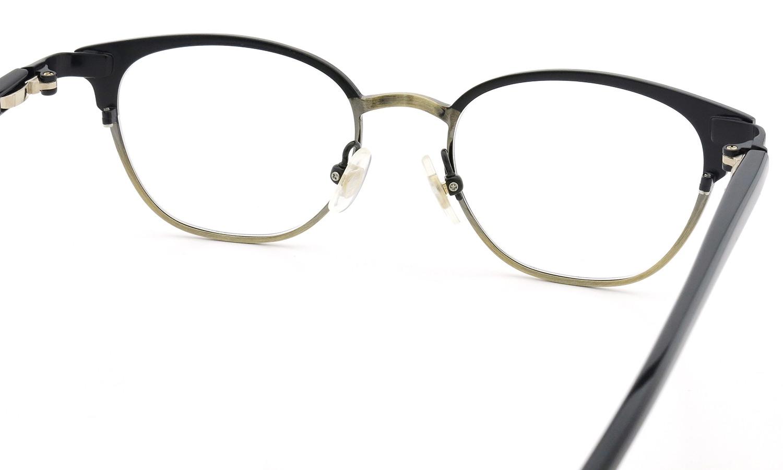 JAPONISM (ジャポニスム) sense collection(センスコレクション) メガネ JS-106 COL.02 アンティークゴールド 7
