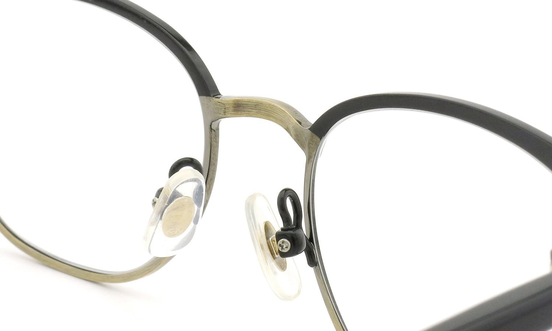 JAPONISM (ジャポニスム) sense collection(センスコレクション) メガネ JS-106 COL.02 アンティークゴールド 8