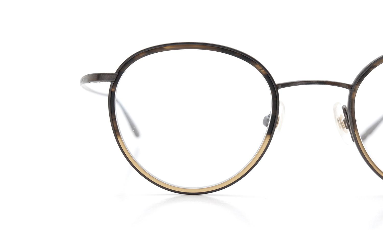CLAYTON FRANKLIN (クレイトンフランクリン) 2015年春夏 新色 メガネ 606 MBR/MHB 16