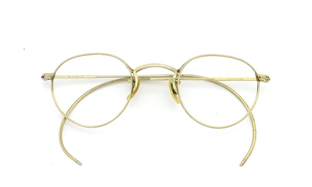 American Optical アメリカンオプティカル vintage ヴィンテージ GFメガネ