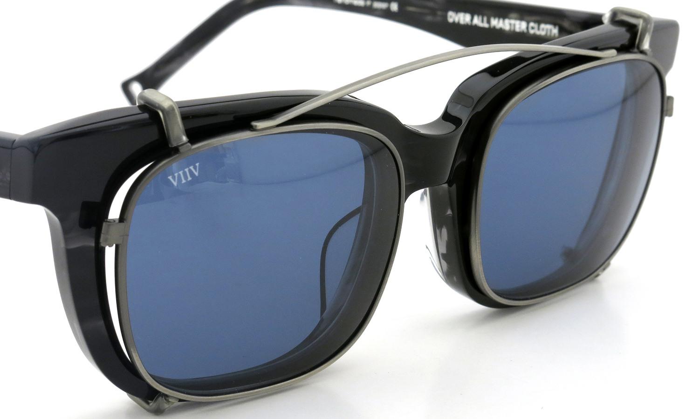 OAMC arc BLACK SASA/DARK GREY +AS/BLUE-LENSE