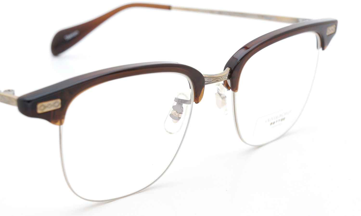 OLIVER PEOPLES オリバーピープルズ THE EXECUTIVE SERIES メガネ EXECUTIVE1 ESP/AG