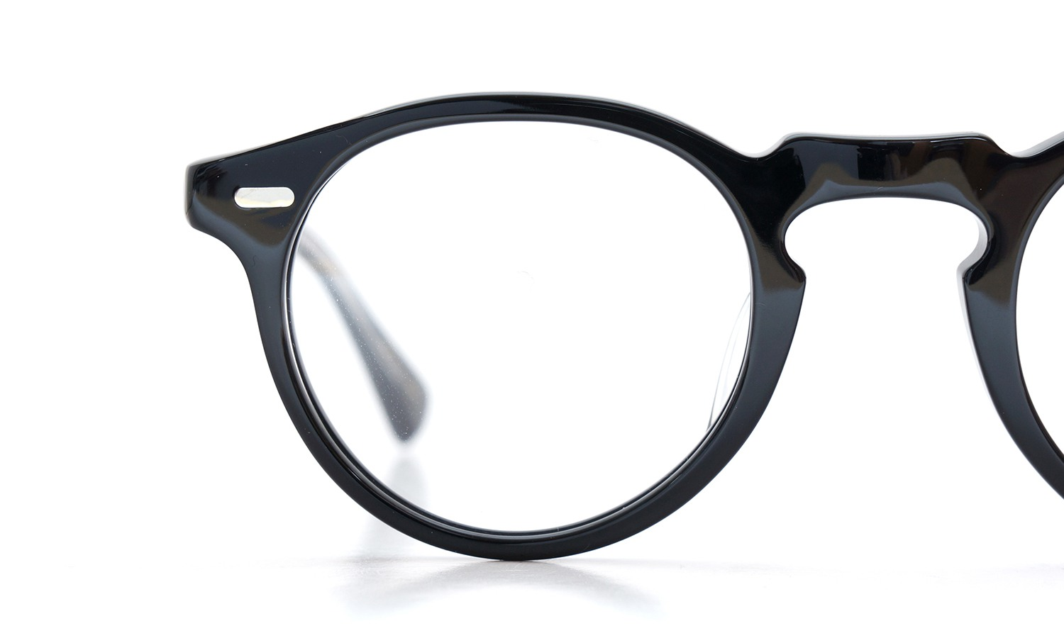 OLIVER PEOPLES Gregory Peck-J BLACK