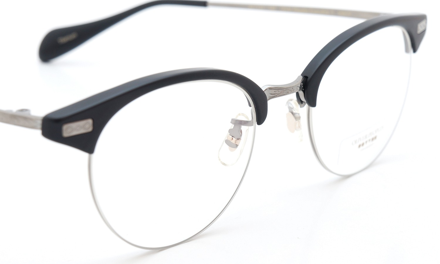 OLIVER PEOPLES THE EXECUTIVE SERIES メガネ EXECUTIVE2 MBK/P