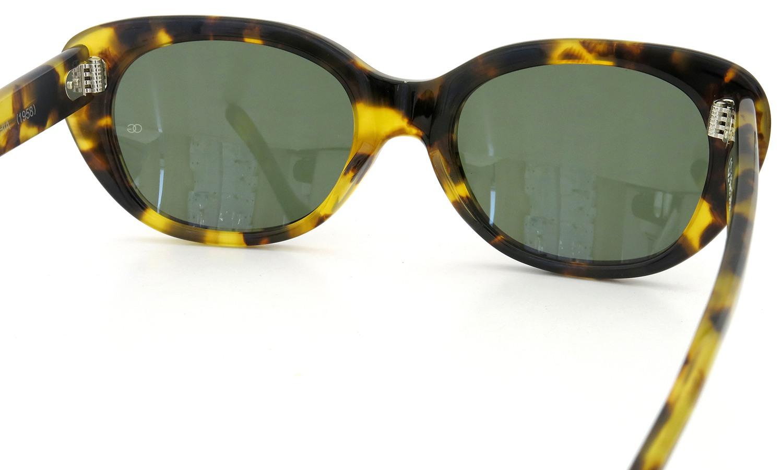 オリバーゴールドスミス サングラス SOPHIA(1958) Leopard