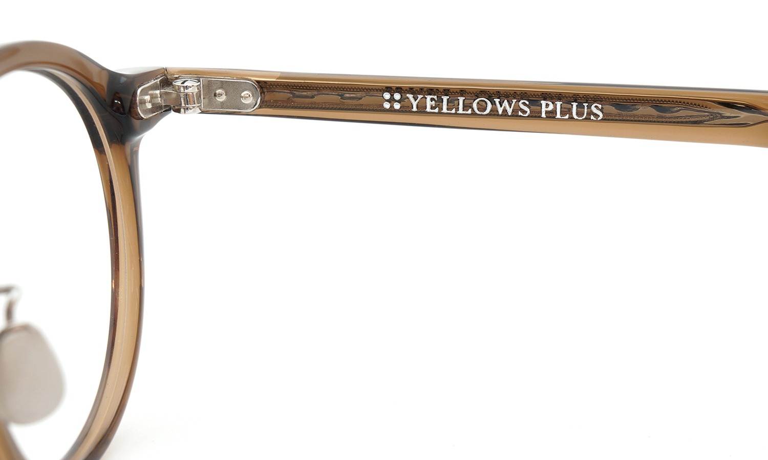 YELLOWS PLUS RUDY C234 crystal brown