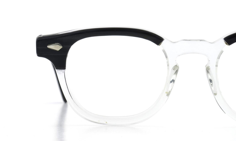 TART Optical vintage タートオプティカル ヴィンテージ メガネ ARNEL アーネル BLACKWOOD CB-CLEAR 44-20 15